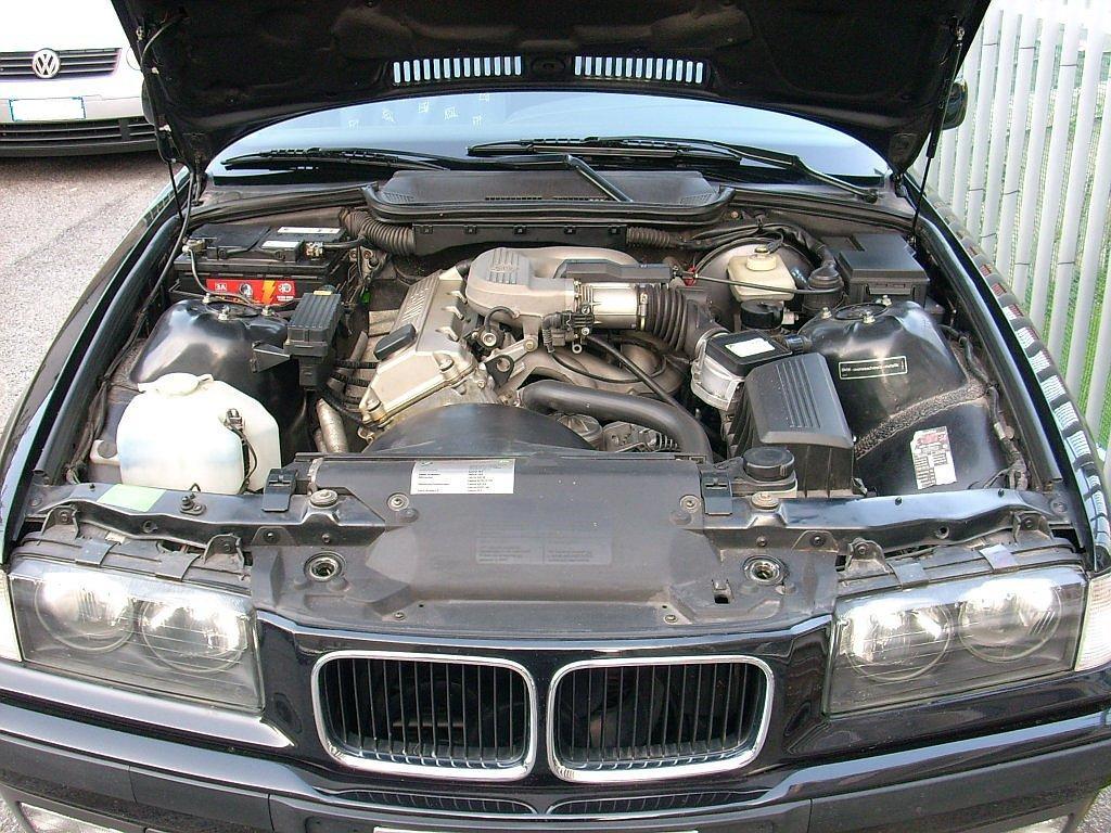 характеристики моторов bmw