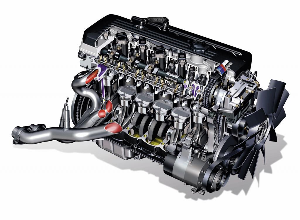 надежные моторы компании bmw