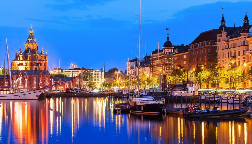 написала хельсинки фото города устройство