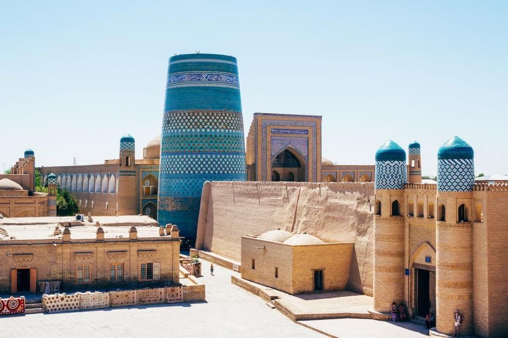 хива узбекистан фото готовить, недавних