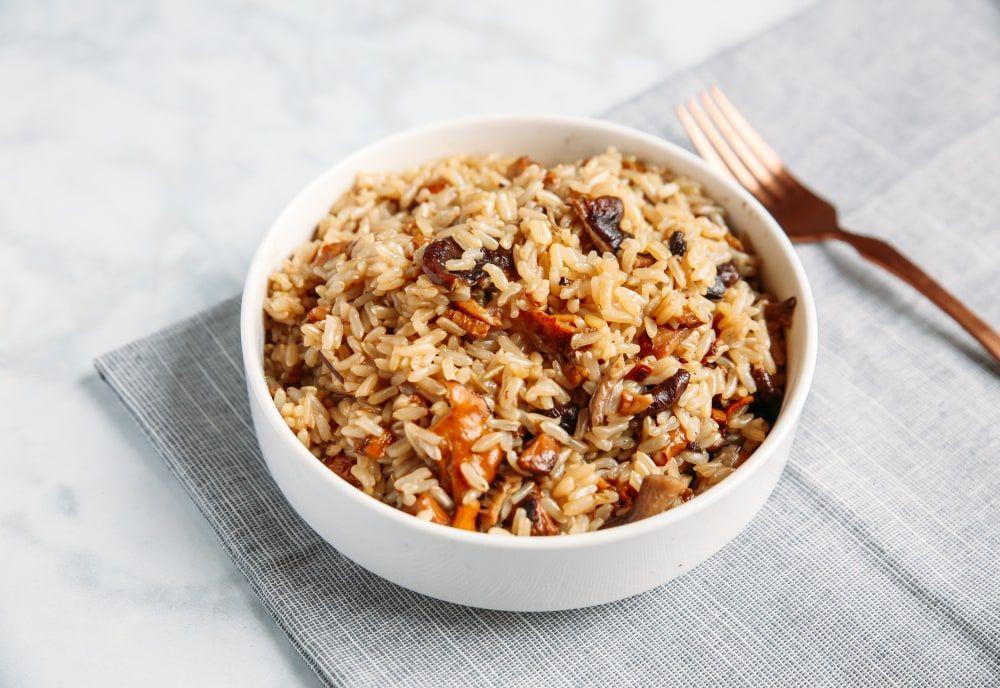 Картинки по запросу Курица с коричневым рисом