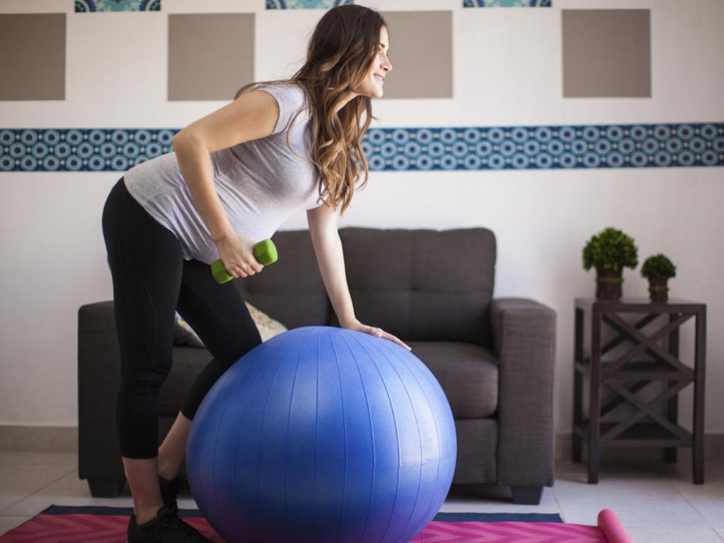 Какой вес поднимает беременная