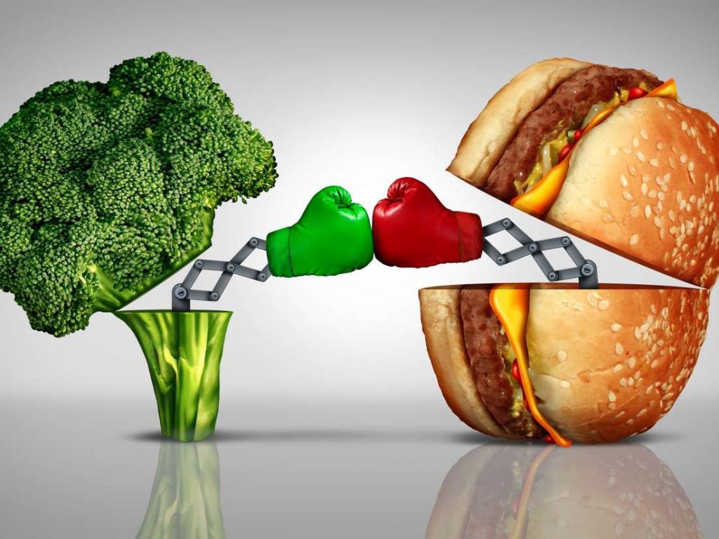 Противостояние систем питания