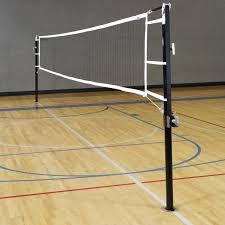стандартные размеры волейбольной площадки