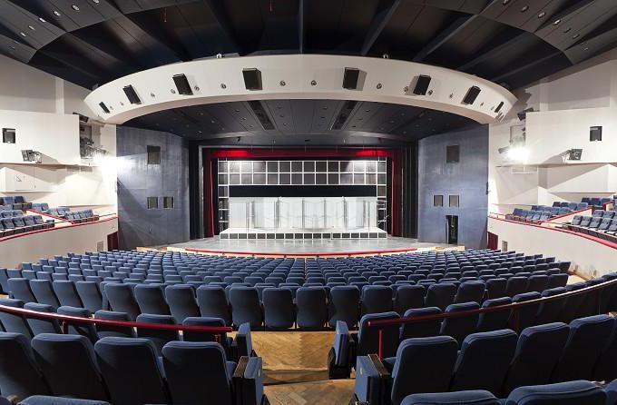 Схема зала театра сатиры фото