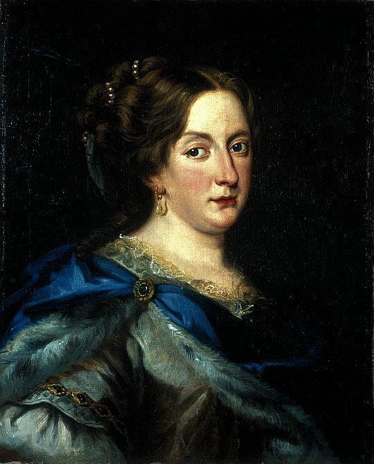 Queen of Sweden Christina Augusta