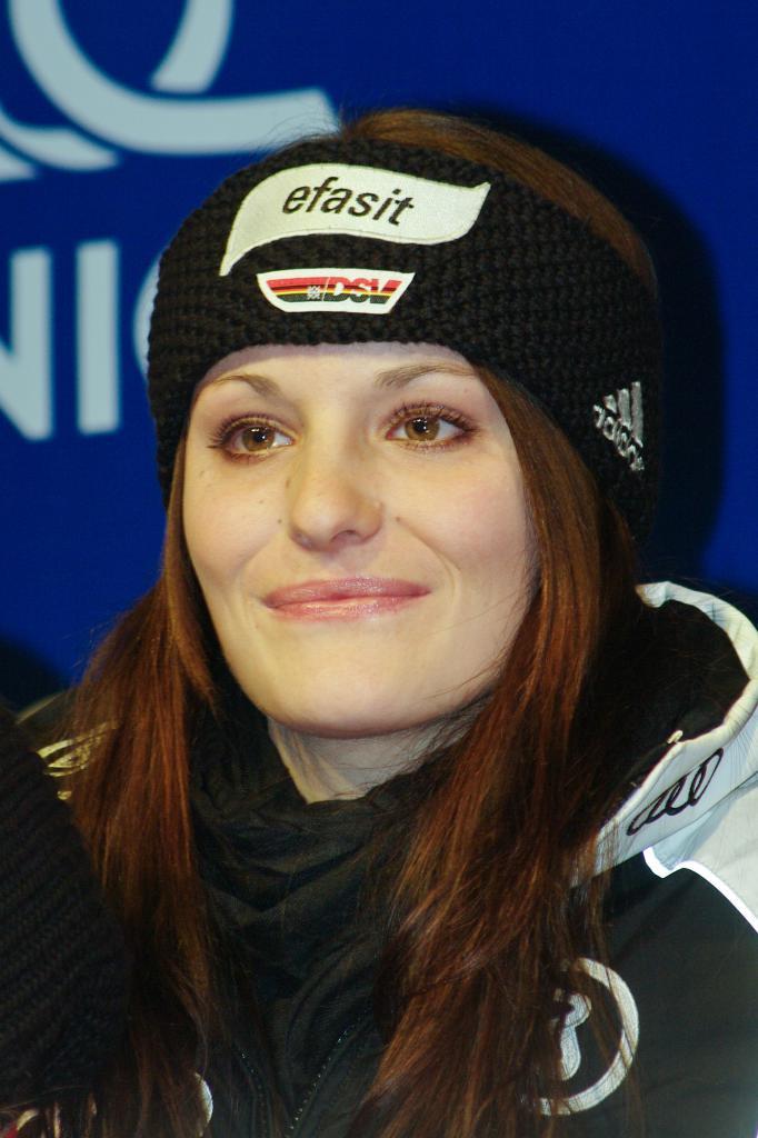 Christina Geiger - German sportswoman