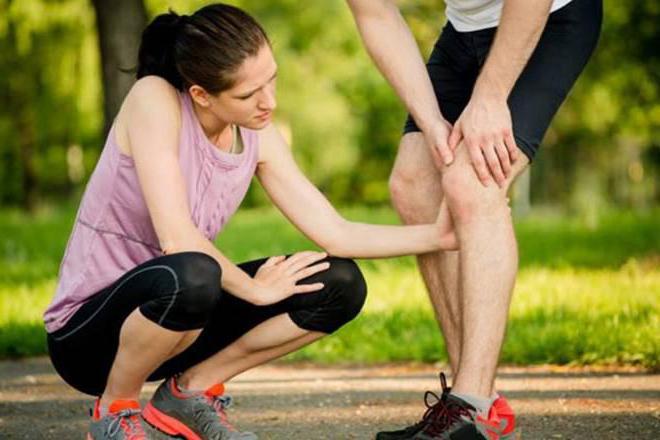полезные упражнения для разработки коленного сустава