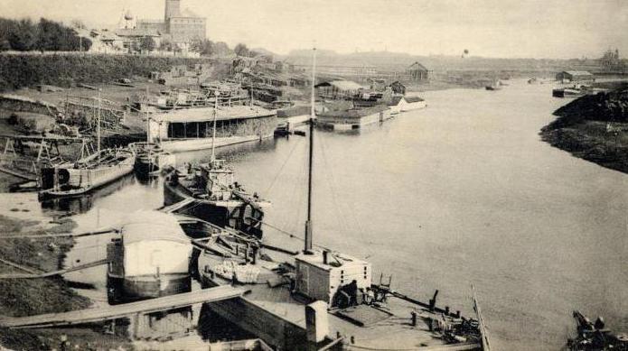 река Которосль