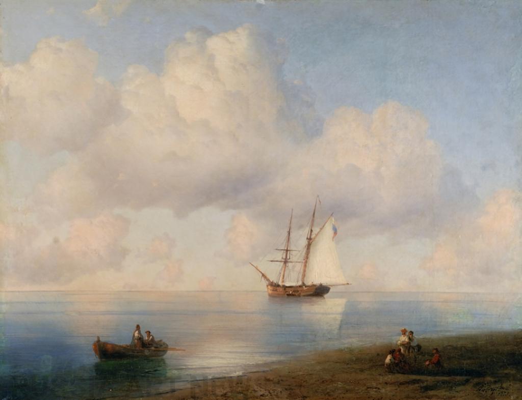 Aivazovsky. Black Sea