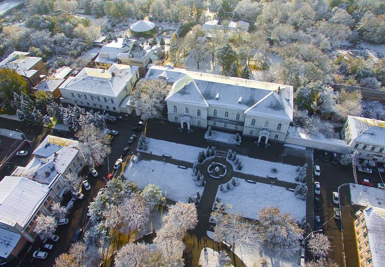 Атаманский дворец в Новочеркасске: история, описание