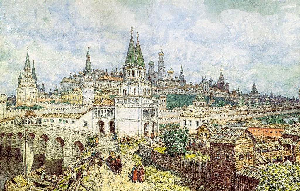 Семь холмов Москвы: легенда или быль?