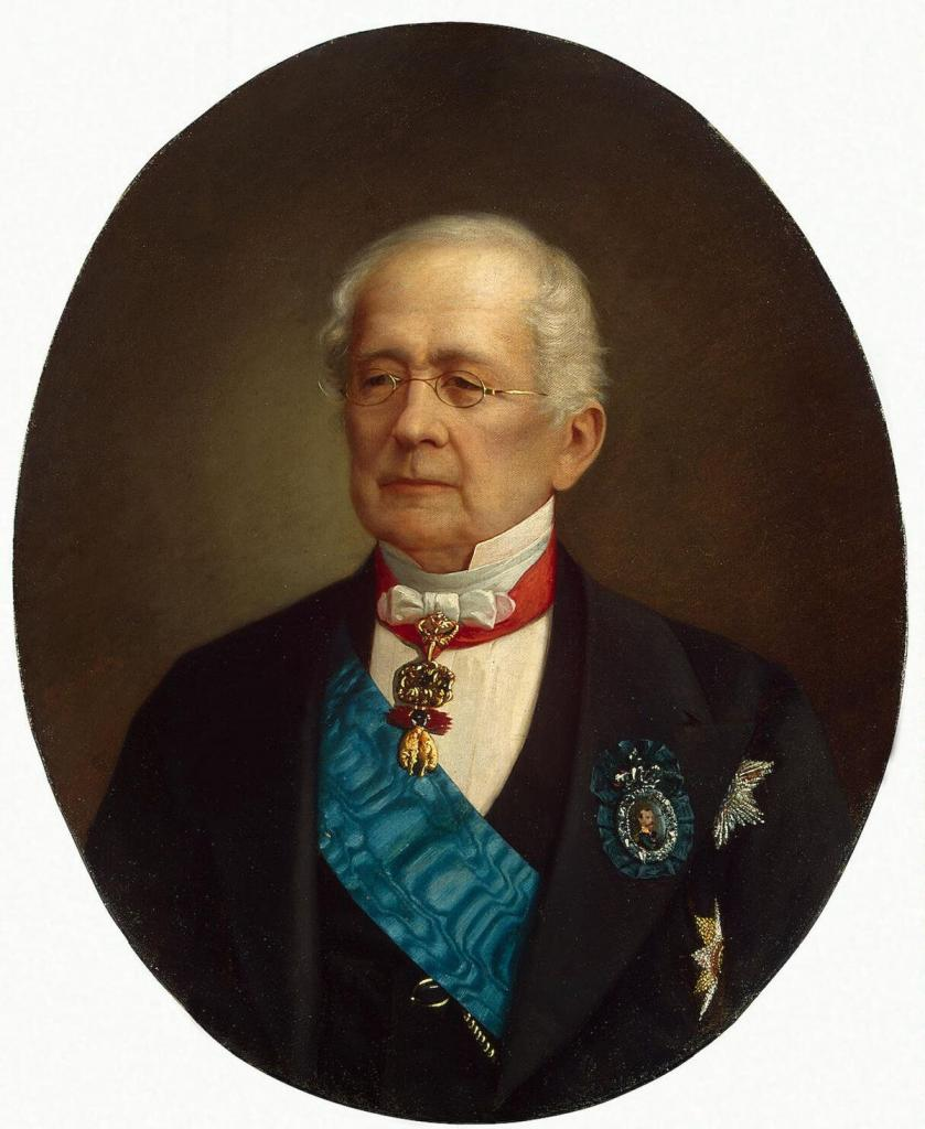 Последний канцлер Российской империи – А. М. Горчаков