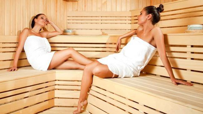 Интимной бане в фото близости