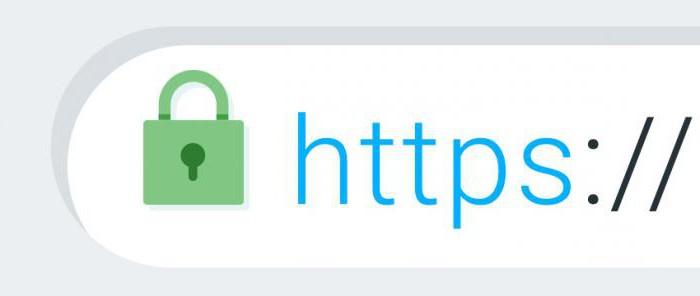 как создать защищенное соединение https