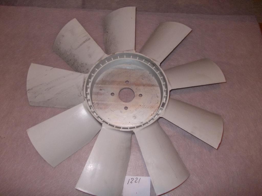 Вентилятор для воздушного охлаждения мотора