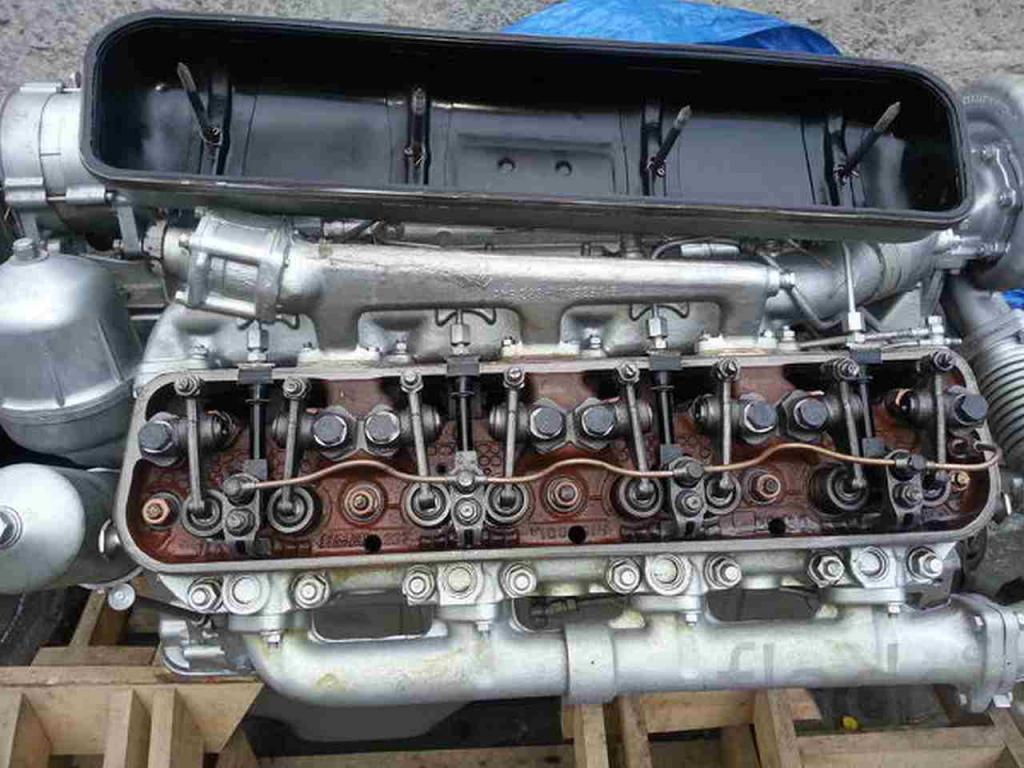 Клапаны двигателя ЯМЗ 238