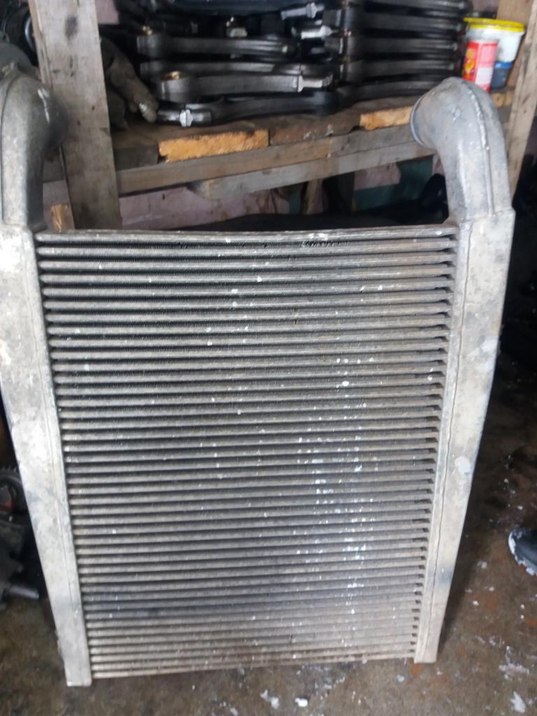 Радиатор охлаждения мотора