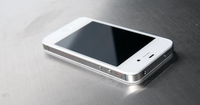 прошивка iphone 4s