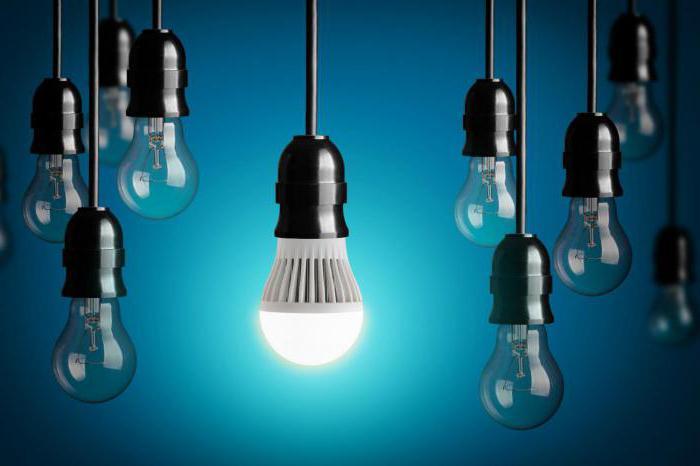 Почему моргает светодиодная лампочка при выключенном свете