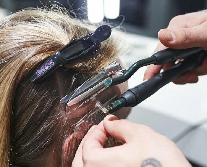 Плойка для наращивания волос купить в интернет магазине