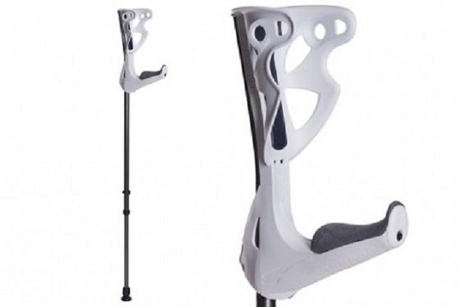 Comfortable crutch