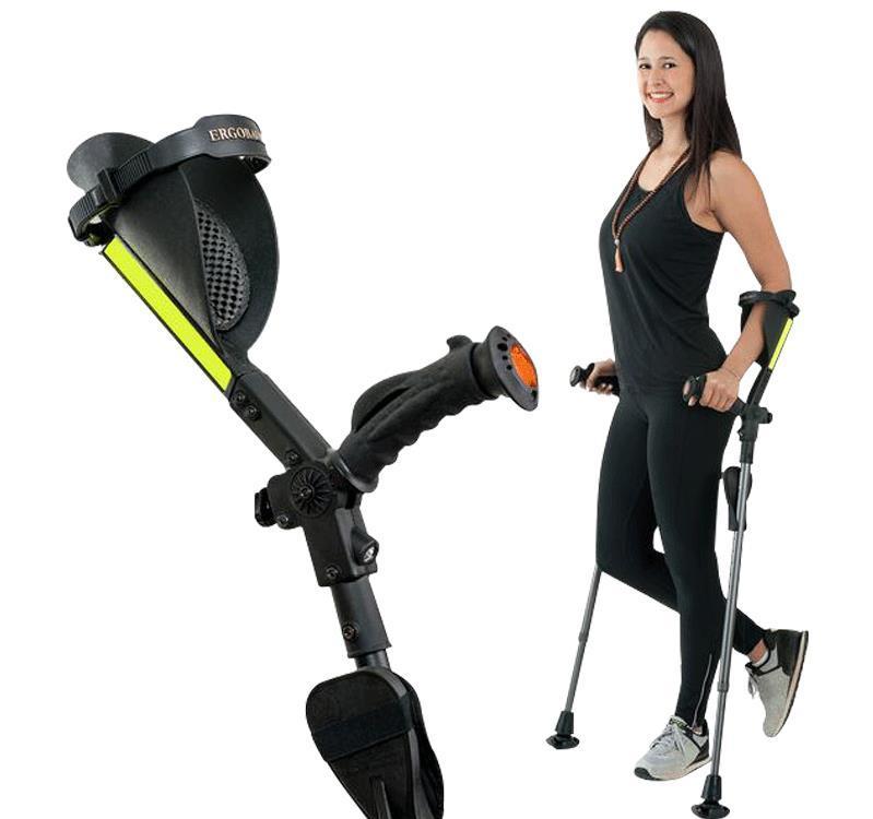Crutch Features