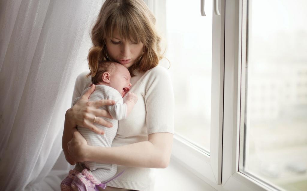 Выделения у новорожденных девочек в 1 месяц