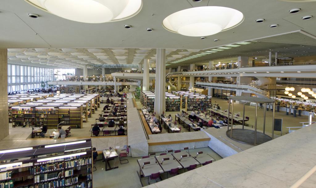Государственная библиотека в Берлине