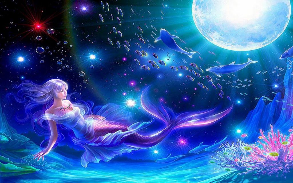 картинки красивые фей и русалок того чтобы забронировать
