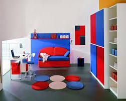 диван для ребенка от 3 лет расцветка