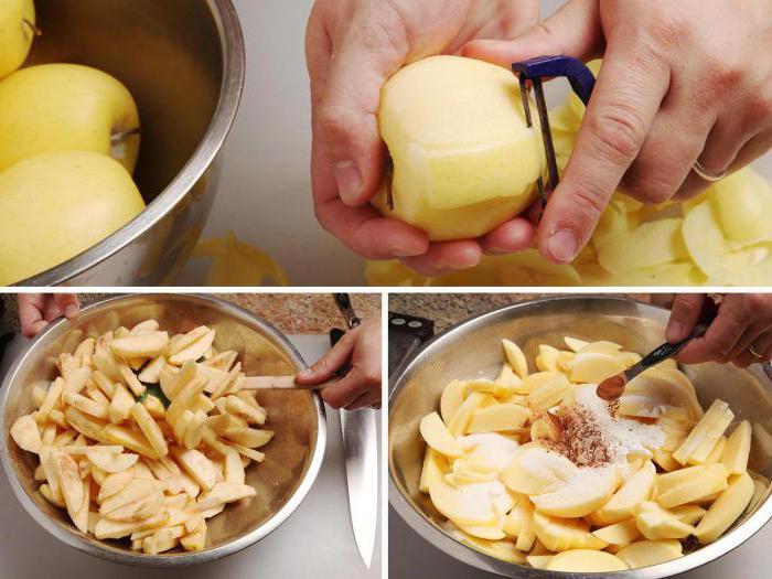 рецепт цветаевского яблочного пирога пошаговый рецепт