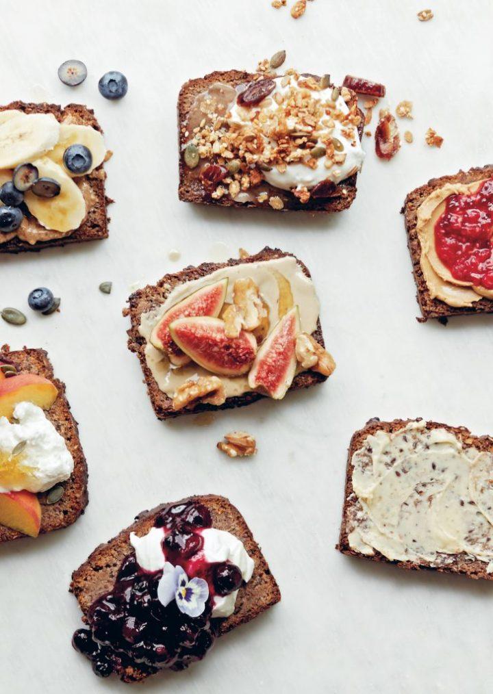 варианты употребления льняного хлеба