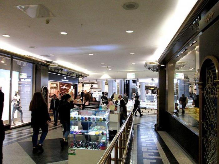 торговый центр охотный ряд список магазинов