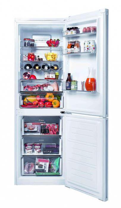 холодильник канди 6200