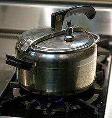 Кухонный помощник - скороварка