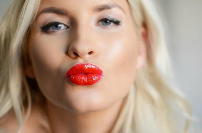 коррекция губ гиалуроновой кислотой фото