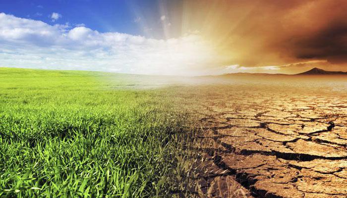 глобальное потепление температура