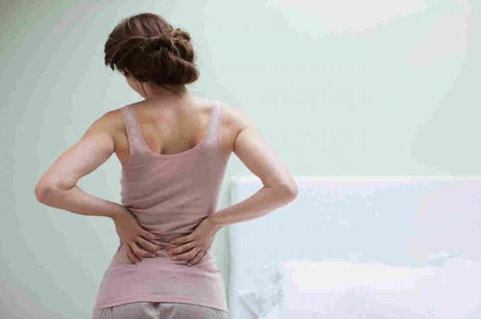 болит спина какие упражнения делать