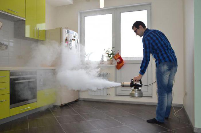сухой туман устранение запахов отзывы
