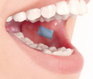 диспергируемые таблетки что значет