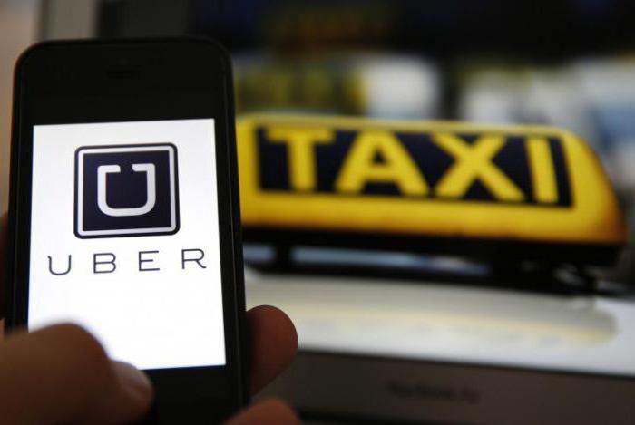 uber отзывы водителей