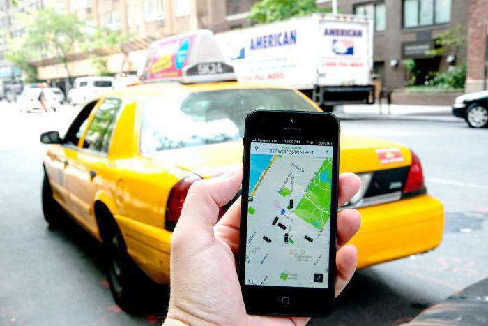 uber такси отзывы водителей