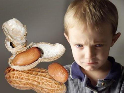 причины аллергии на коже у детей