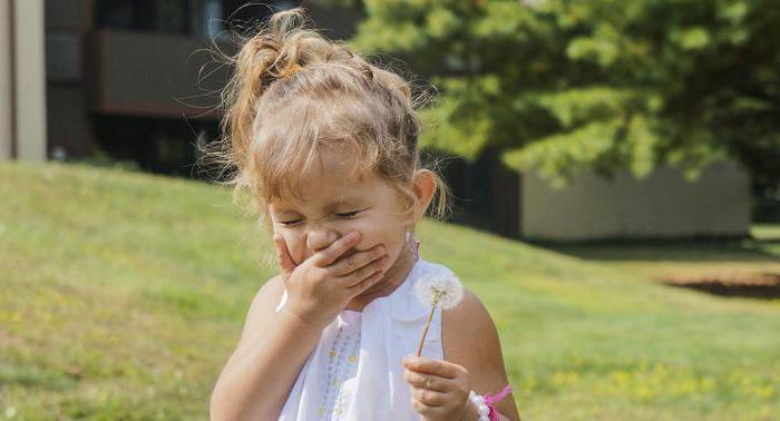 аллергия у детей причины возникновения