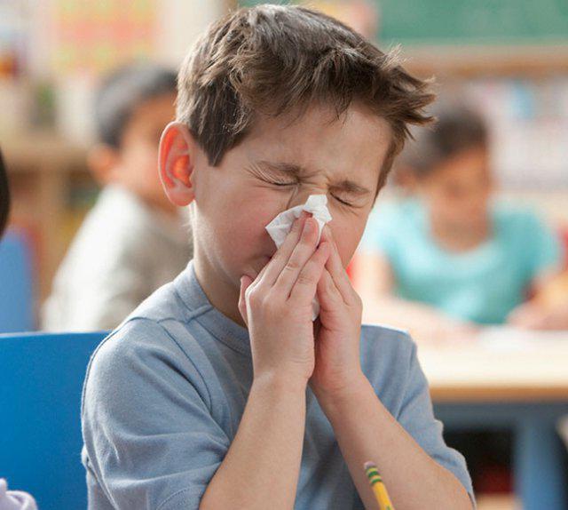причина аллергии у грудничка