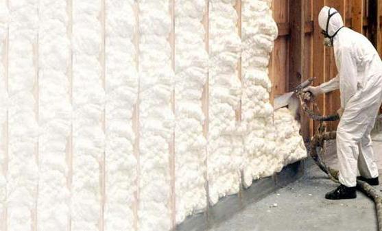 утепление бетонного гаража изнутри
