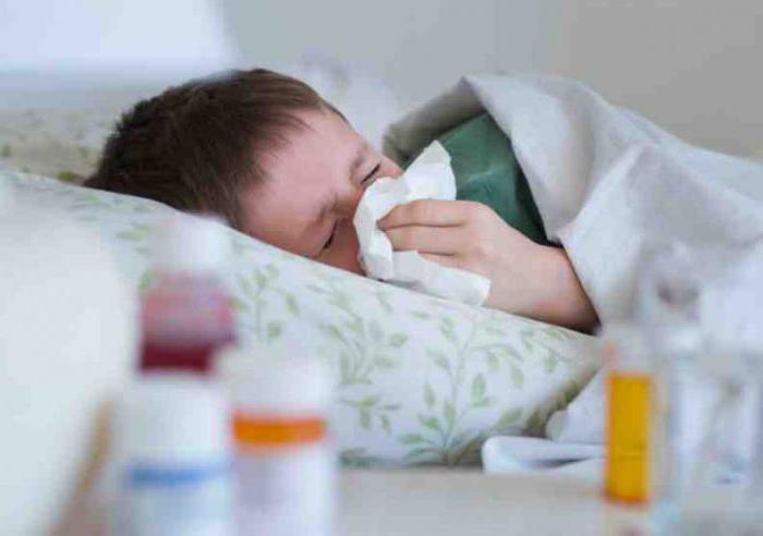 двухсторонняя очаговая пневмония у ребенка