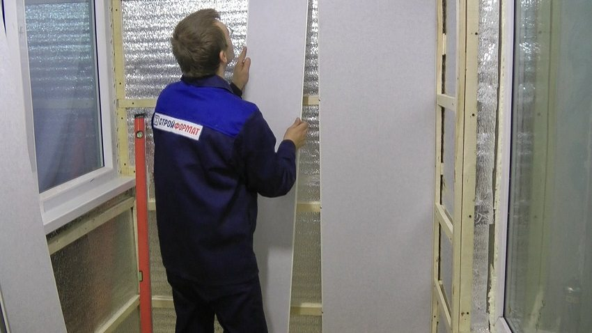 Установка влагостойких панелей своими руками 58