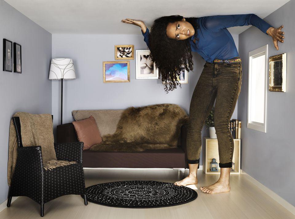 жить в квартире картинки